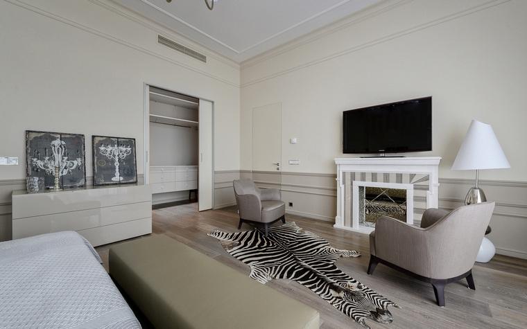 Фото № 65327 спальня  Квартира