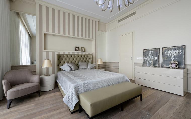 Фото № 65323 спальня  Квартира