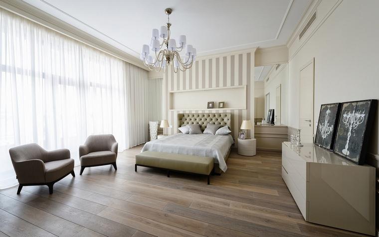 Фото № 65325 спальня  Квартира