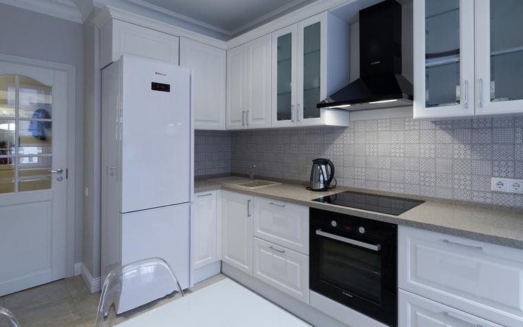 Фото № 65335 кухня  Квартира