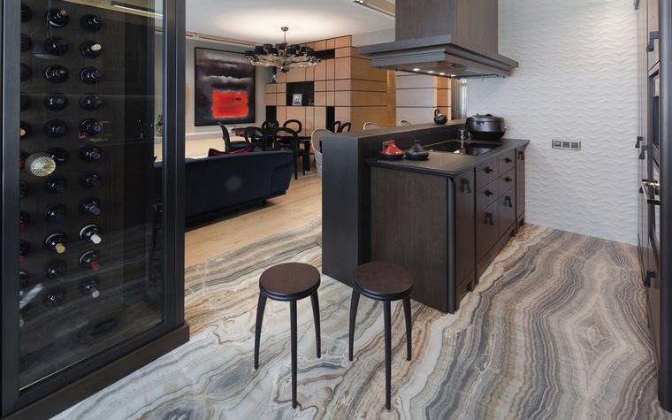 Фото № 65350 кухня  Квартира
