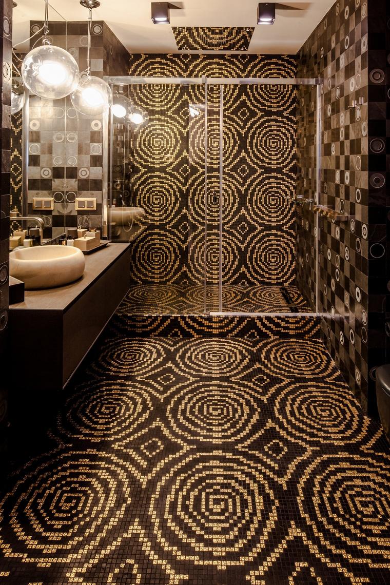 Фото № 65362 ванная  Квартира