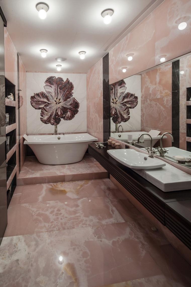 Фото № 65361 ванная  Квартира