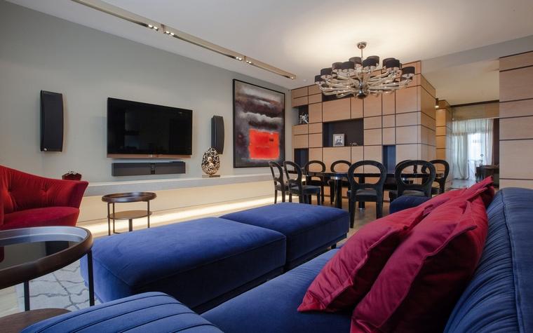 Фото № 65343 гостиная  Квартира