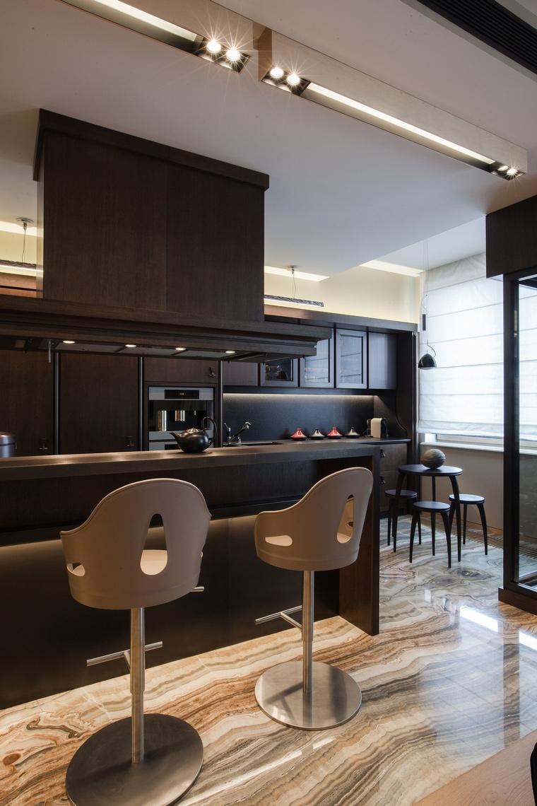 Фото № 65349 кухня  Квартира