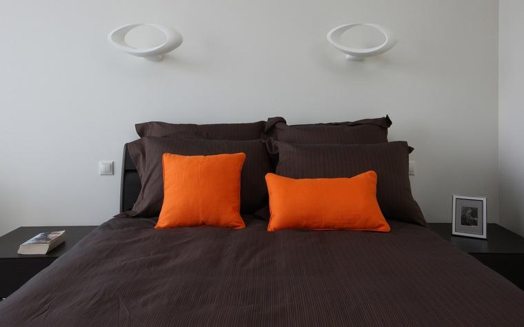 Фото № 65387 спальня  Квартира