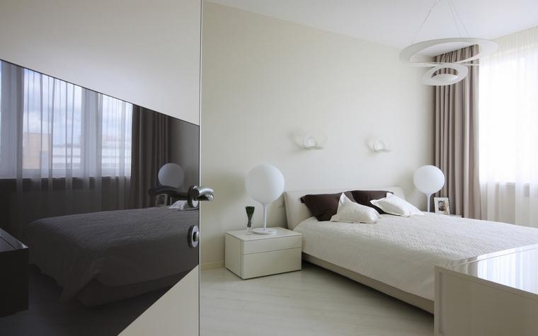 Фото № 65389 спальня  Квартира