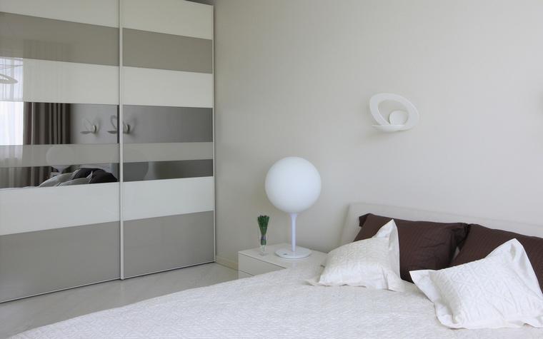 Фото № 65390 спальня  Квартира