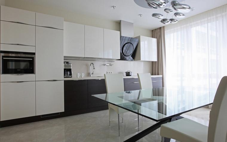 Фото № 65382 кухня  Квартира