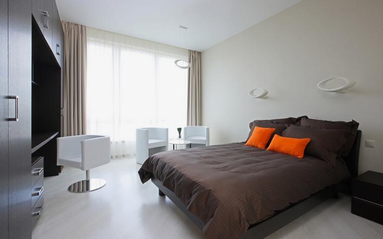 Фото № 65386 спальня  Квартира
