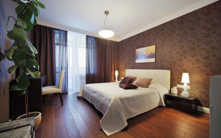 интерьер спальни - фото № 65420