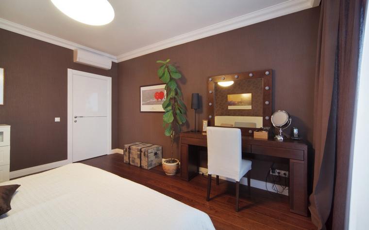интерьер спальни - фото № 65419