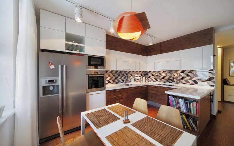 Фото № 65417 кухня  Квартира