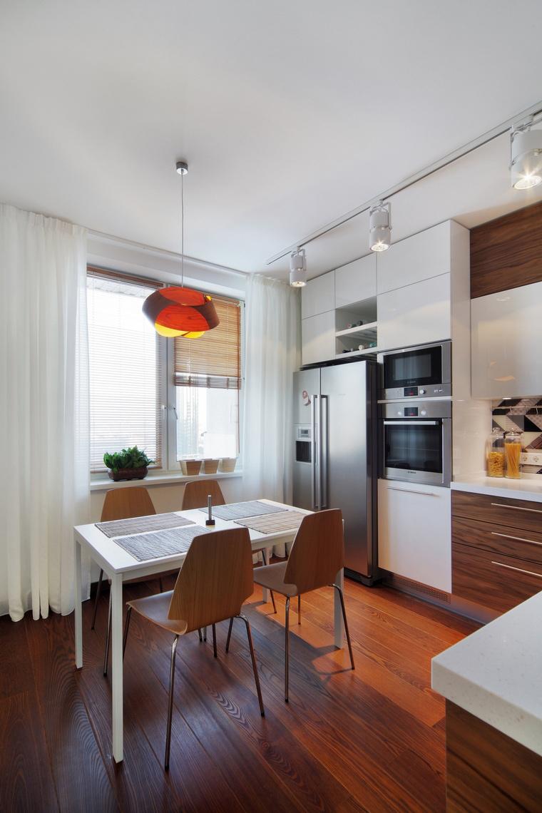 Фото № 65418 кухня  Квартира