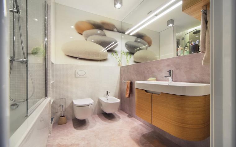 Фото № 65421 ванная  Квартира