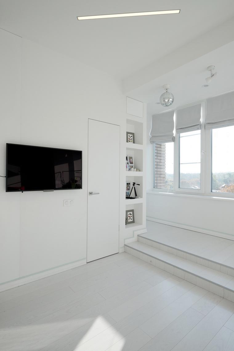 Квартира. гостиная из проекта , фото №65433