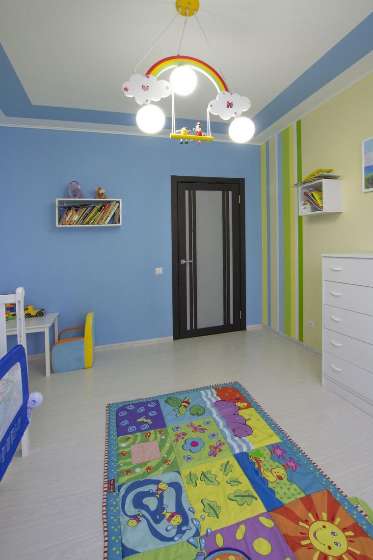 интерьер детской - фото № 65457