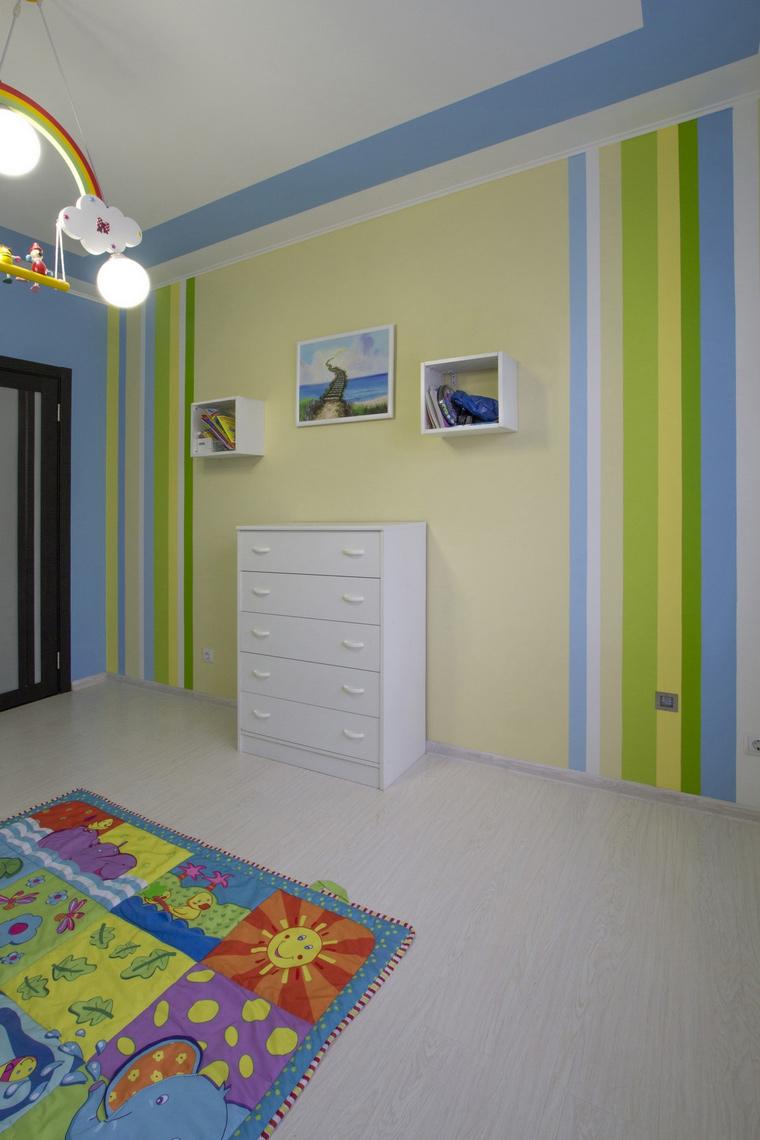 интерьер детской - фото № 65458