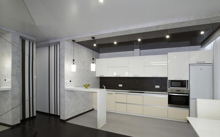 интерьер кухни - фото № 65450