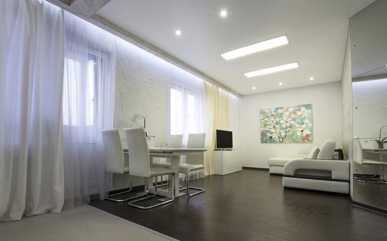 интерьер гостиной - фото № 65448