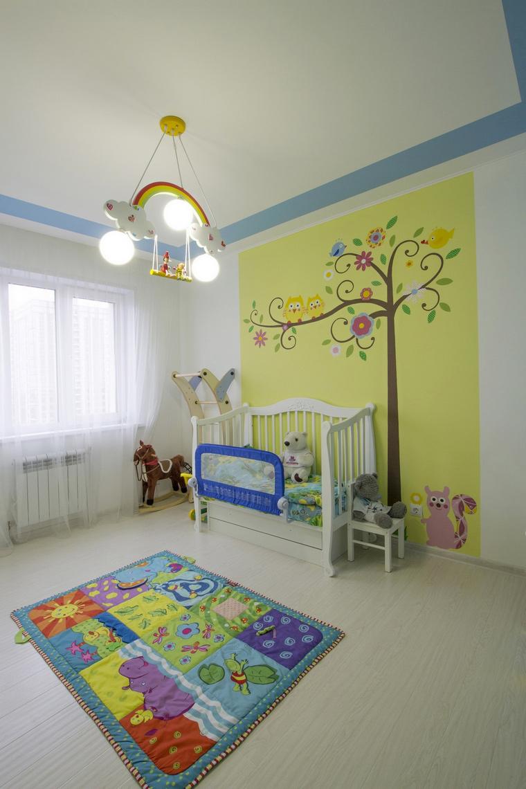 интерьер детской - фото № 65456