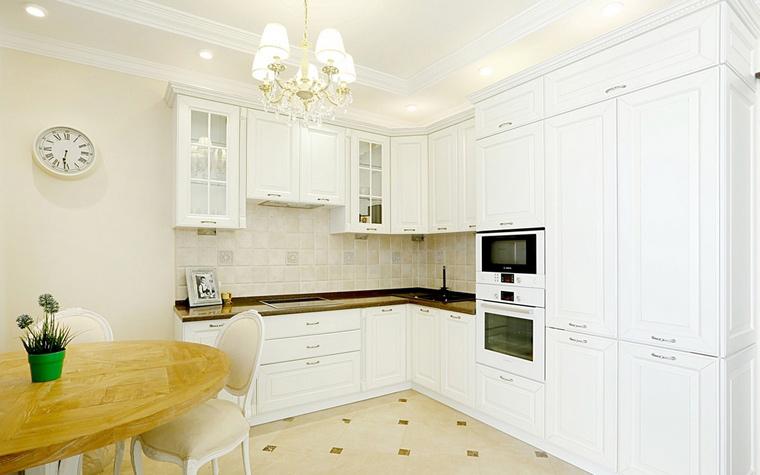 Фото № 65461 кухня  Квартира