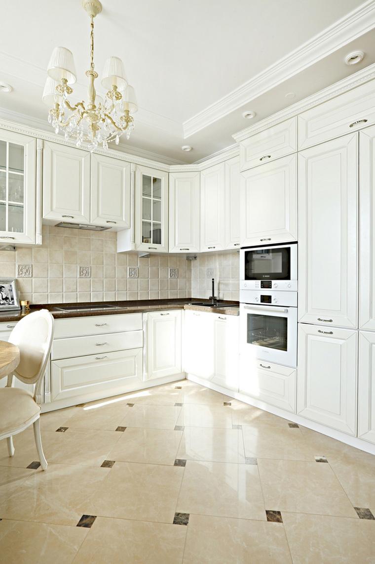 Фото № 65462 кухня  Квартира