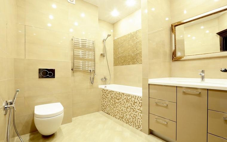интерьер ванной - фото № 65464