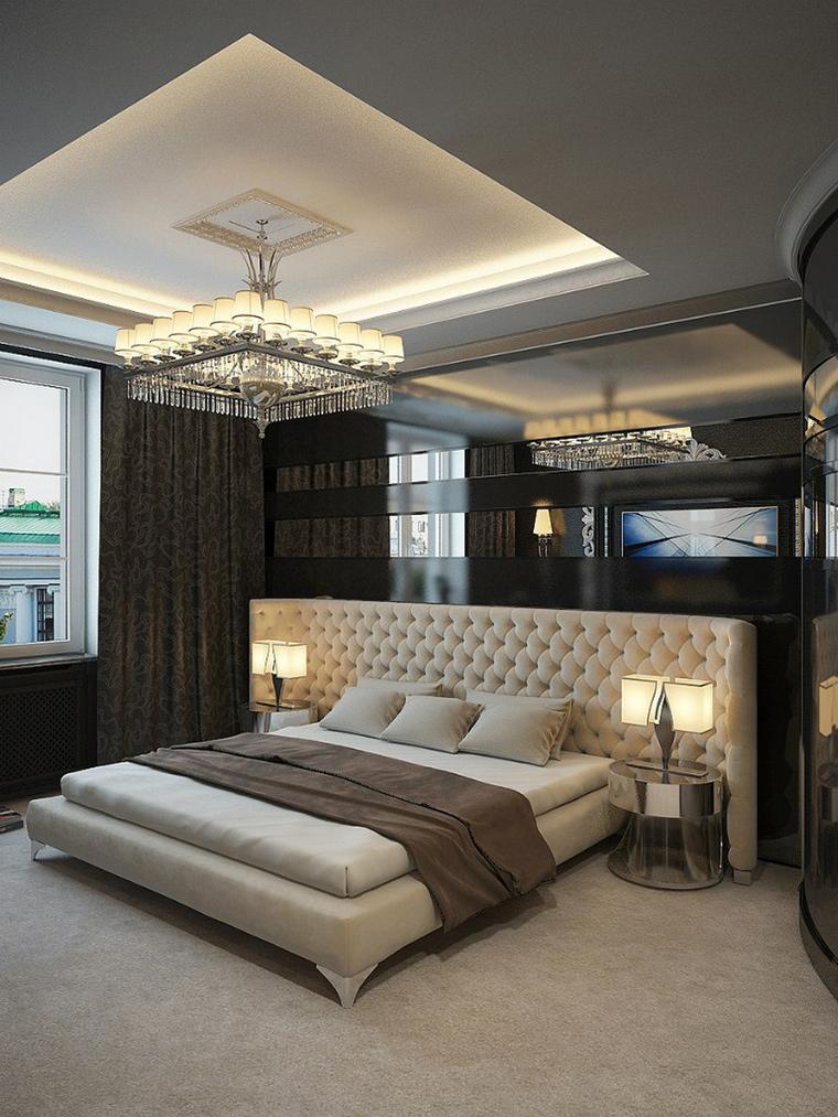 интерьер спальни - фото № 65466