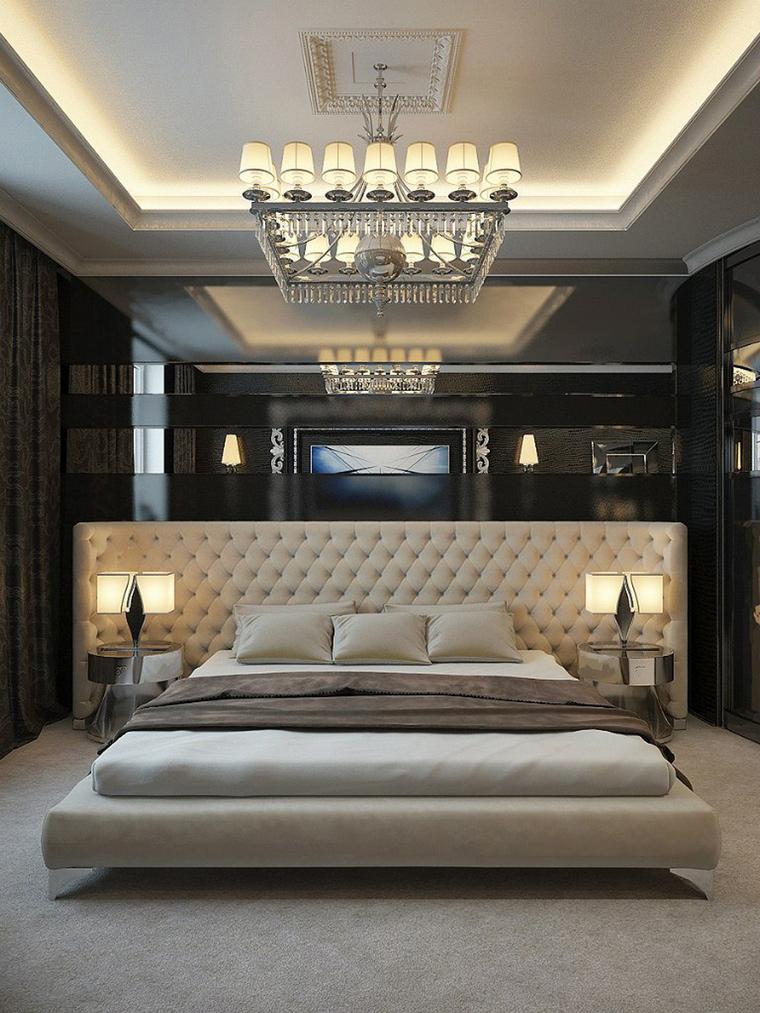 интерьер спальни - фото № 65467