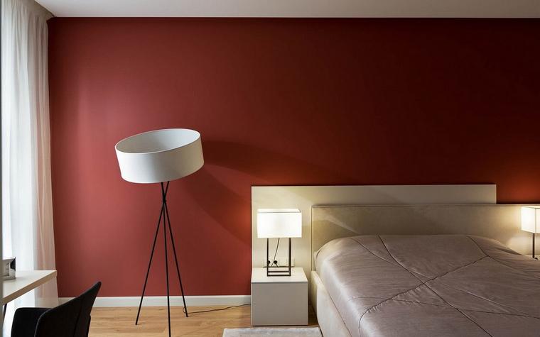 интерьер спальни - фото № 65476