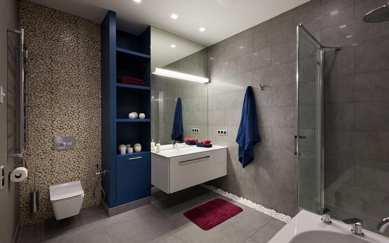 Фото № 65487 ванная  Квартира