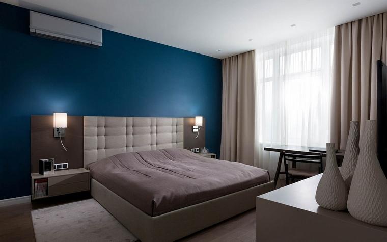 Фото № 65485 спальня  Квартира