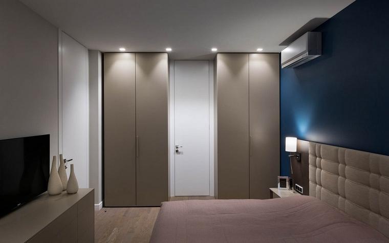 Фото № 65486 спальня  Квартира