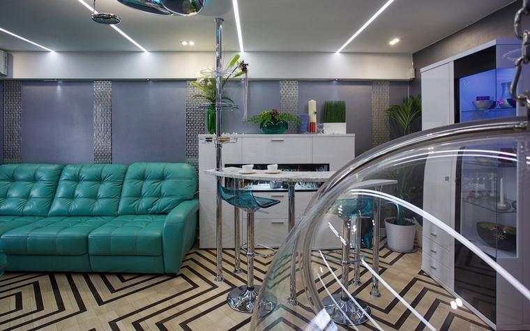 интерьер гостиной - фото № 67003