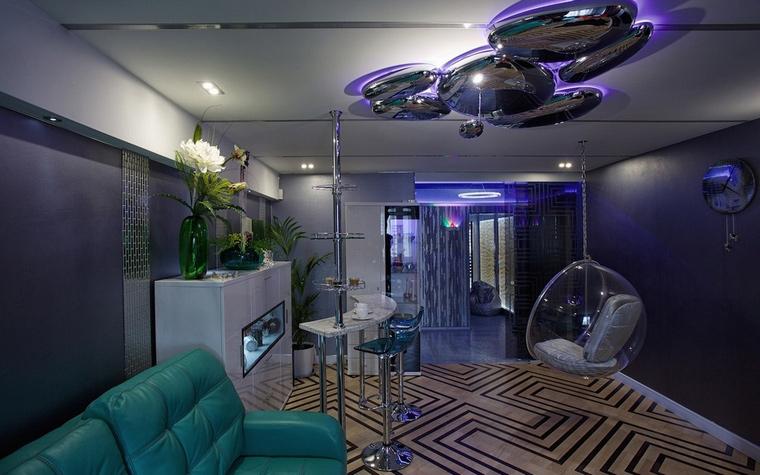 интерьер гостиной - фото № 67001