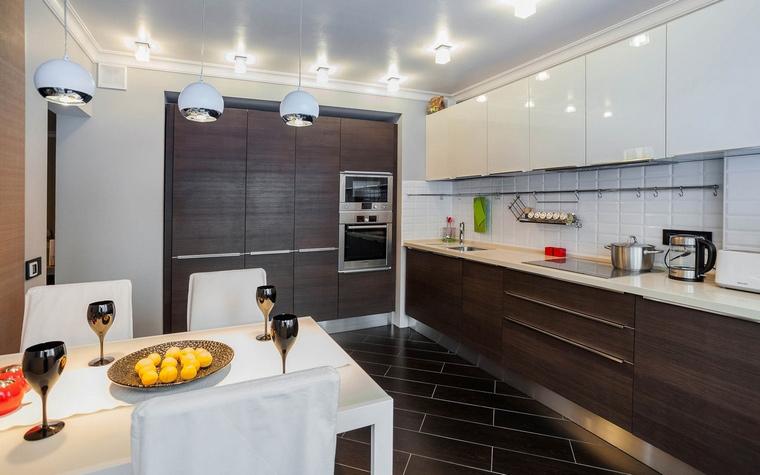 Фото № 65532 кухня  Квартира