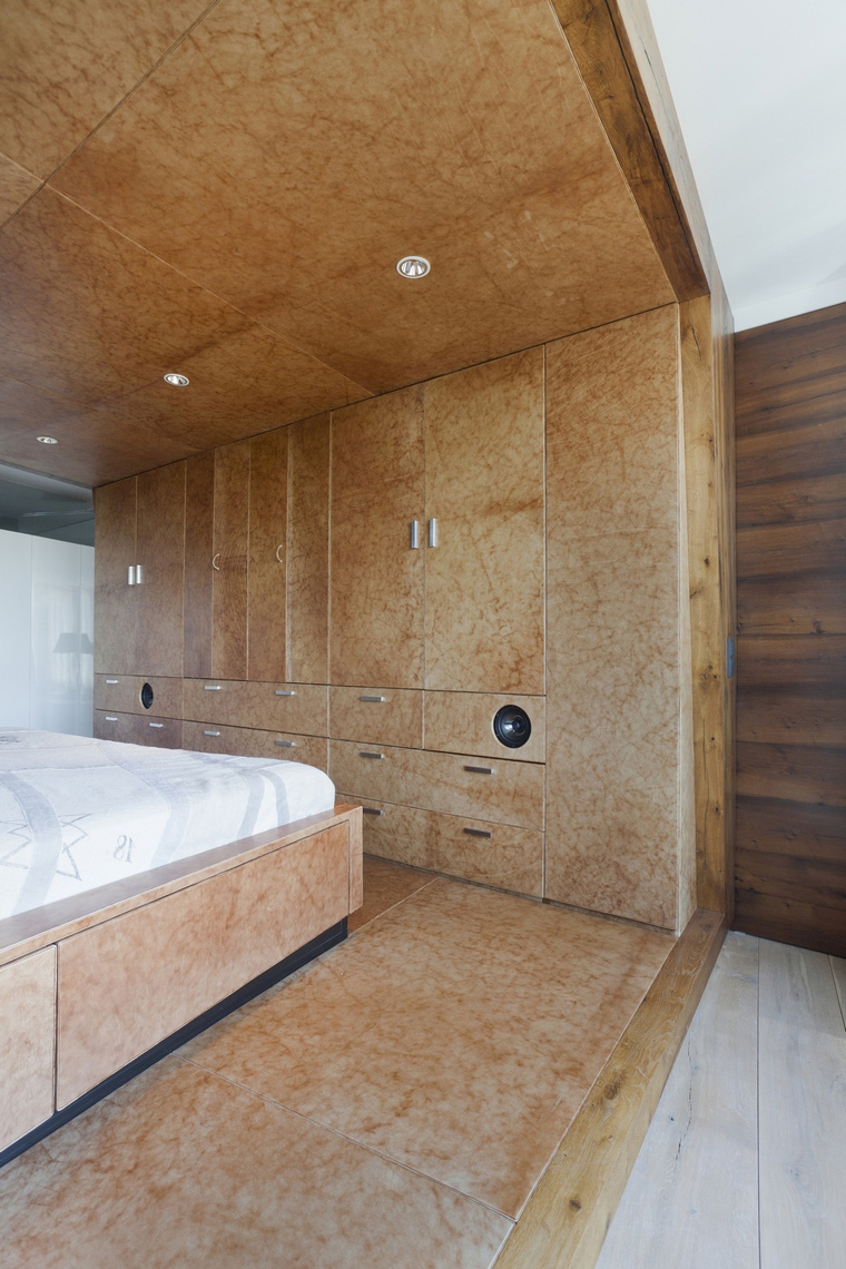 Фото № 65557 спальня  Квартира