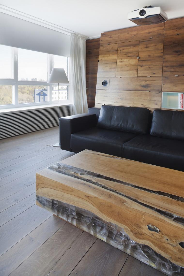 интерьер гостиной - фото № 65550