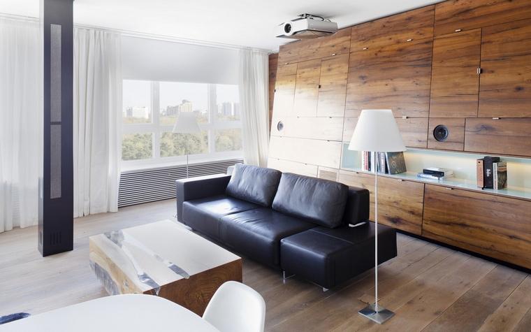 Квартира. гостиная из проекта , фото №65551