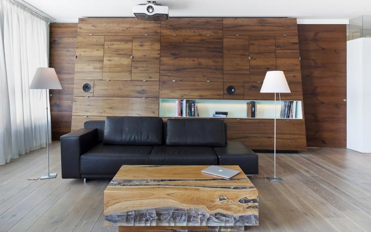 Квартира. гостиная из проекта , фото №65553