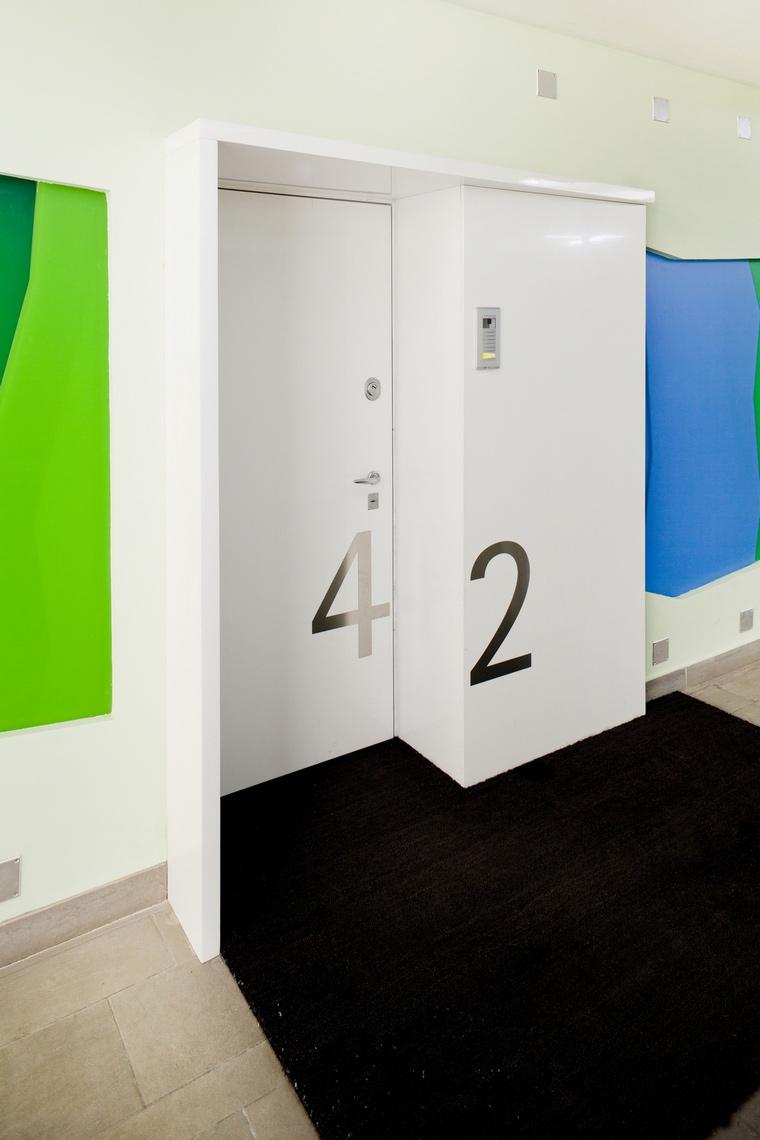 Квартира. холл из проекта , фото №65570