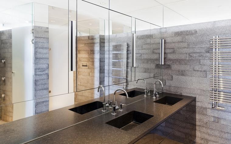 Квартира. ванная из проекта , фото №65568