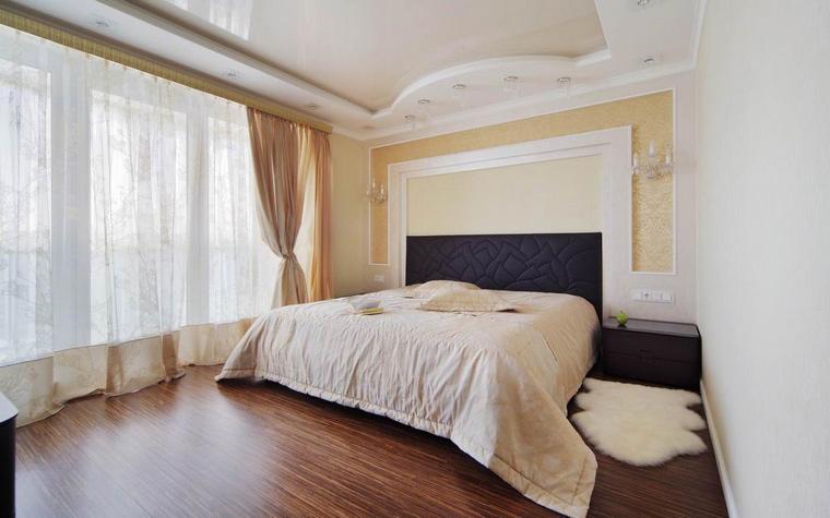 интерьер спальни - фото № 65604