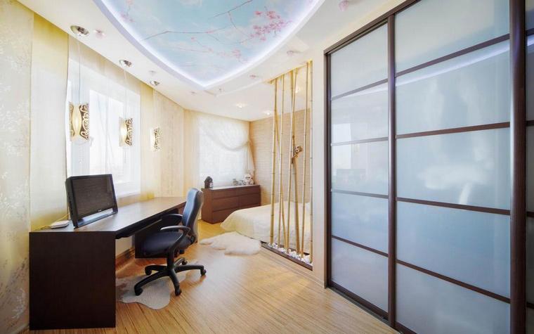 интерьер кабинета - фото № 65605