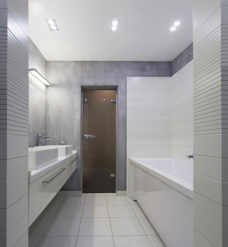 Квартира. ванная из проекта , фото №65638
