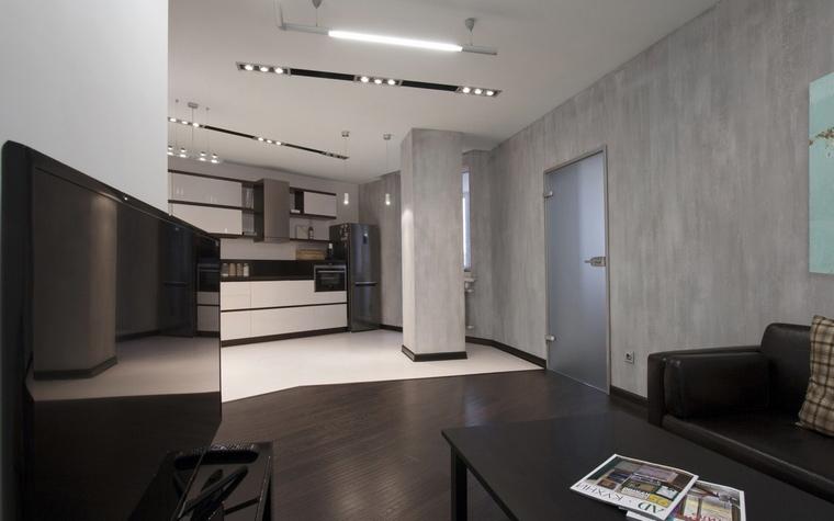 Квартира. гостиная из проекта , фото №65635