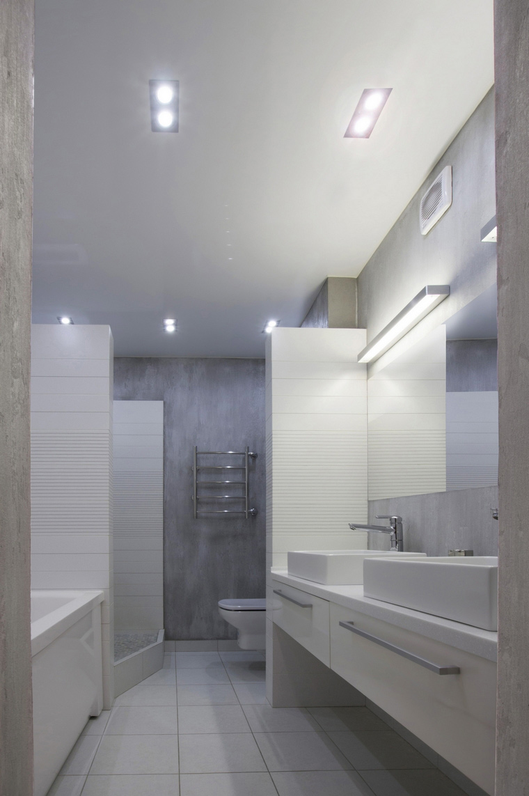 Квартира. ванная из проекта , фото №65637