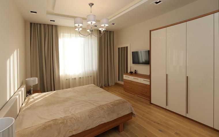 Фото № 65648 спальня  Квартира