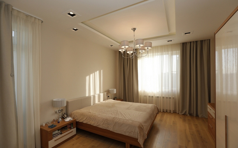Фото № 65649 спальня  Квартира